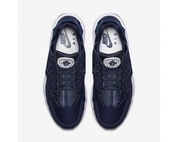 Chaussure Nike Air Huarache Pour Homme Lifestyle Obsidienne/Noir/Blanc/Obsidienne_NO. 318429-413
