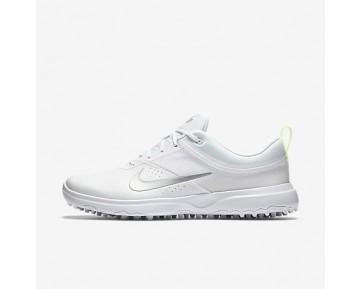Chaussure Nike Akamai Pour Femme Golf Blanc/Platine Pur/Argent Métallique_NO. 818732-101