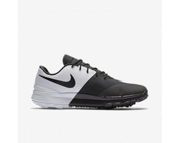super popular 521d9 429c2 Chaussure Nike Fi Flex Pour Femme Golf Noir Anthracite Blanc NO. 849973-002
