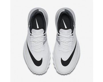 Chaussure Nike Fi Flex Pour Femme Golf Blanc/Anthracite/Gris Loup/Noir_NO. 849973-101