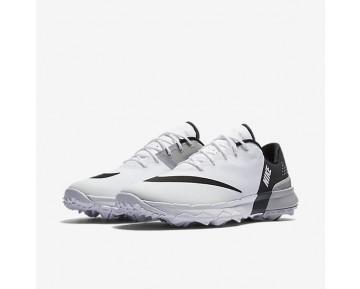 watch 98dd9 6dc35 Chaussure Nike Fi Flex Pour Femme Golf Blanc Anthracite Gris Loup Noir NO.