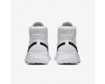 Chaussure Nike Blazer Pour Femme Golf Blanc/Noir_NO. 818730-100
