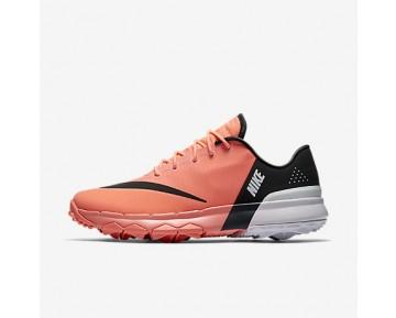 Chaussure Nike Fi Flex Pour Femme Golf Rouge Lave Brillant/Blanc/Anthracite_NO. 849973-600