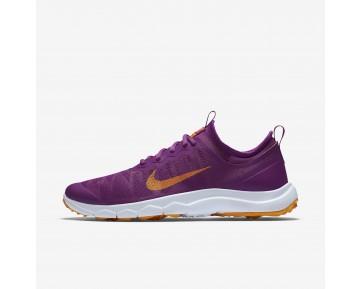 Chaussure Nike Fi Bermuda Pour Femme Golf Violet Cosmique/Blanc/Orange Vif_NO. 776089-500