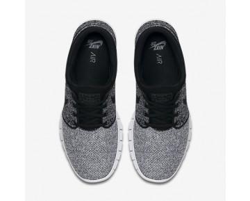 Chaussure Nike Sb Stefan Janoski Max Pour Homme Lifestyle Gris Foncé/Blanc/Noir_NO. 631303-102