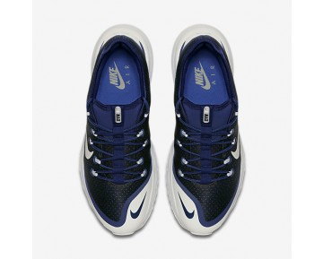 Chaussure Nike Air Max More Pour Homme Lifestyle Bleu Binaire/Bleu Comète/Noir/Platine Pur_NO. 898013-400