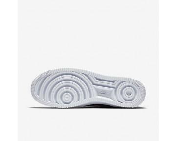 Chaussure Nike Air Force 1 Ultraforce Leather Pour Homme Lifestyle Noir/Blanc/Noir_NO. 845052-001
