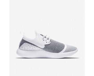 Chaussure Nike Lunarcharge Essential Pour Homme Lifestyle Blanc/Blanc/Noir/Noir_NO. 923619-101