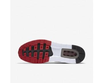 Chaussure Nike Air Max 1 Ultra 2.0 Le Pour Homme Lifestyle Blanc/Gris Neutre/Noir/Rouge Université_NO. 908091-100