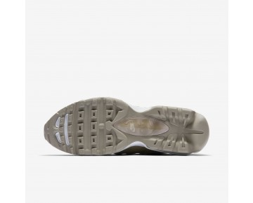 Chaussure Nike Air Max 95 Ultra Essential Pour Homme Lifestyle Kaki/Flocons D'Avoine/Lin/Flocons D'Avoine_NO. 857910-200