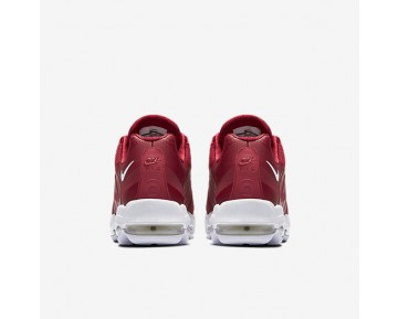 Chaussure Nike Air Max 95 Ultra Essential Pour Homme Lifestyle Rouge Sportif/Blanc/Blanc_NO. 857910-600