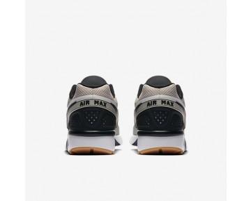 Chaussure Nike Air Max Bw Ultra Pour Homme Lifestyle Gris Pâle/Blanc/Jaune Gomme/Noir_NO. 819475-007