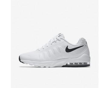 Chaussure Nike Air Max Invigor Pour Homme Lifestyle Blanc/Noir_NO. 749680-100
