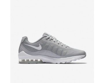 Chaussure Nike Air Max Invigor Pour Homme Lifestyle Gris Loup/Blanc_NO. 749680-011