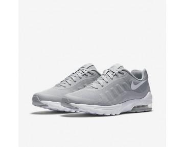 Chaussure Nike Air Max Invigor Pour Homme Lifestyle Gris Loup/Blanc_NO. 749680-011