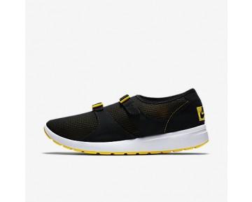 Chaussure Nike Air Sock Racer Og Pour Homme Lifestyle Noir/Jaune Tour/Blanc/Noir_NO. 875837-001