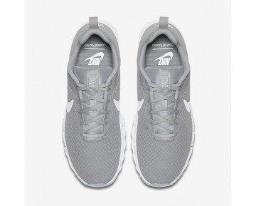 Chaussure Nike Air Max Motion Low Pour Homme Lifestyle Gris Loup/Blanc_NO. 833260-011