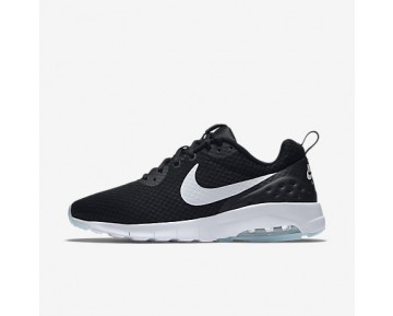 Chaussure Nike Air Max Motion Low Pour Homme Lifestyle Noir/Blanc_NO. 833260-010