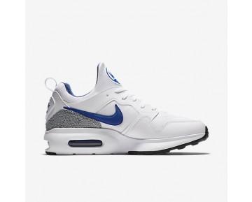 Chaussure Nike Air Max Prime Pour Homme Lifestyle Blanc/Gris Loup/Noir/Bleu International_NO. 876068-101
