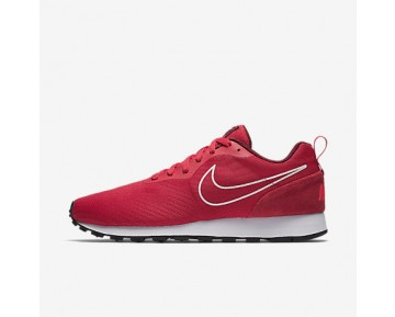 outlet store d73db fb1aa Chaussure Nike Md Runner 2 Breathe Pour Homme Lifestyle Rouge  Université/Rouge Équipe/Cramoisi ...