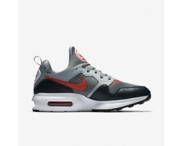 Chaussure Nike Air Max Prime Pour Homme Lifestyle Gris Froid/Gris Loup/Obsidienne Foncée/Rouge Piste_NO. 876068-003