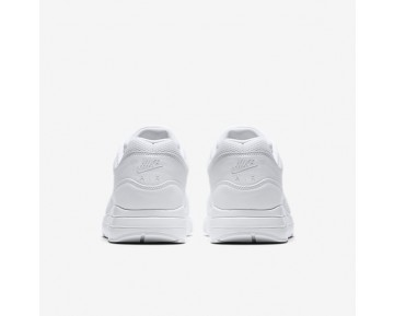 Chaussure Nike Air Max 1 Ultra 2.0 Essential Pour Homme Lifestyle Blanc/Platine Pur/Blanc_NO. 875679-100