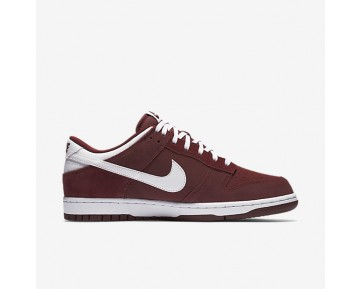 Chaussure Nike Dunk Low Pour Homme Lifestyle Rouge Équipe/Blanc_NO. 904234-600