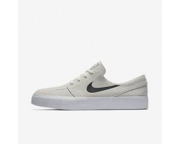 Chaussure Nike Sb Zoom Stefan Janoski Premium High Tape Pour Homme Lifestyle Blanc Sommet/Noir_NO. 854321-100