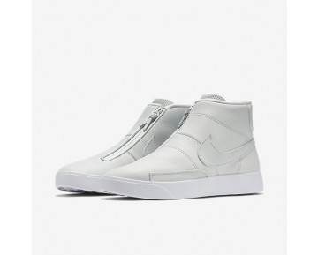 Chaussure Nike Blazer Advanced Pour Homme Lifestyle Blanc Cassé/Blanc/Blanc Cassé/Blanc Cassé_NO. 874775-100