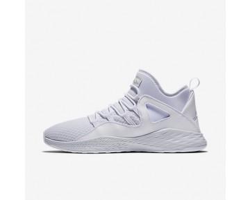 Chaussure Nike Jordan Formula 23 Pour Homme Lifestyle Blanc/Platine Pur/Blanc_NO. 881465-120