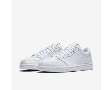 Chaussure Nike Air Jordan 1 Retro Low Ns Pour Homme Lifestyle Blanc/Blanc/Blanc_NO. 872782-100