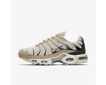 Chaussure Nike Lab Air Max Plus Pour Homme Lifestyle Beige Clair/Voile/Flocons D'Avoine/Noir_NO. 898018-002