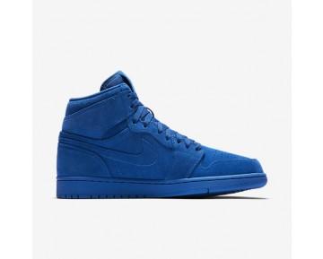 Chaussure Nike Air Jordan I Retro High Pour Homme Lifestyle Royal Équipe/Royal Équipe_NO. 332550-404