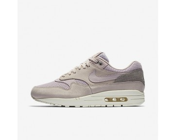 Chaussure Nike Lab Air Max 1 Pinnacle Pour Homme Lifestyle Rouge Siltite/Rose Arctique/Rose Perle/Rose Perle_NO. 859554-600