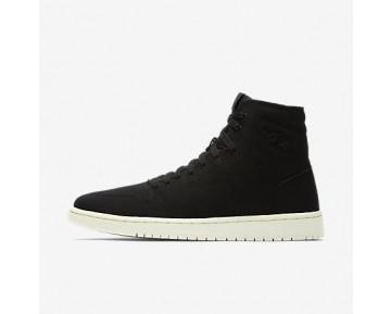 Chaussure Nike Air Jordan 1 Retro High Decon Pour Homme Lifestyle Noir/Voile/Noir_NO. 867338-010