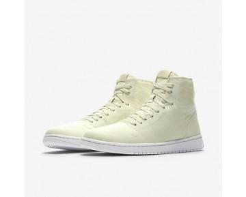 Chaussure Nike Air Jordan 1 Retro High Decon Pour Homme Lifestyle Naturel/Blanc/Naturel_NO. 867338-100