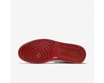 Chaussure Nike Air Jordan 1 Retro High Og Pour Homme Lifestyle Blanc/Rouge Intense_NO. 555088-103