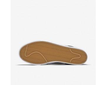 Chaussure Nike Sb Zoom Stefan Janoski Og Pour Homme Lifestyle Noir/Gomme Marron Clair/Blanc_NO. 833603-012