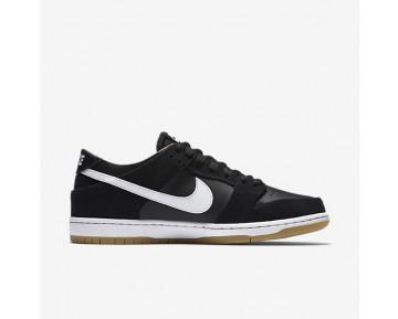 Chaussure Nike Sb Dunk Low Pro Pour Homme Lifestyle Noir/Gomme Marron Clair/Blanc_NO. 854866-019