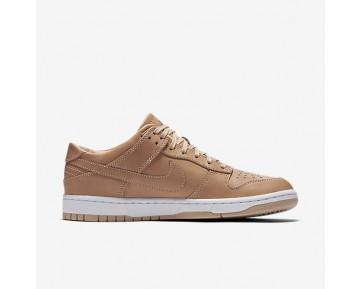 Chaussure Nike Lab Dunk Lux Low Pour Homme Lifestyle Brun Vachette/Blanc/Blanc/Brun Vachette_NO. 857587-200