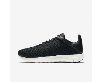 Chaussure Nike Lab Free Inneva Motion Woven Pour Homme Lifestyle Noir/Bleu Orage/Noir_NO. 894989-002