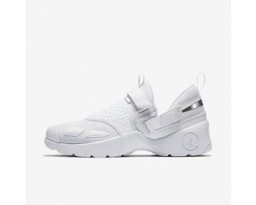 Chaussure Nike Jordan Trunner Lx Pour Homme Lifestyle Blanc/Platine Pur/Platine Pur_NO. 897992-100
