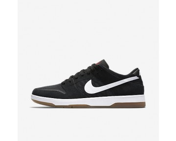 Chaussure Nike Sb Dunk Low Elite Pour Homme Lifestyle Noir/Gomme Marron Clair/Anthracite/Blanc_NO. 864345-019