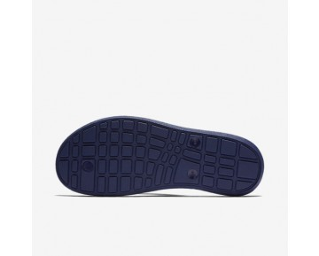 Chaussure Nike Hurley One And Only Pour Homme Lifestyle Bleu Franc/Blanc_NO. AH1090-400