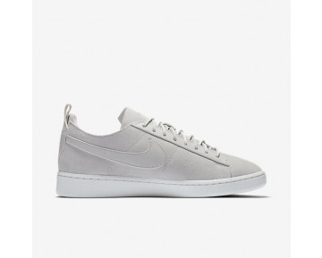Chaussure Nike Lab Blazer Low Tech Craft Pour Homme Lifestyle Voile/Blanc Sommet/Voile_NO. AA1057-100