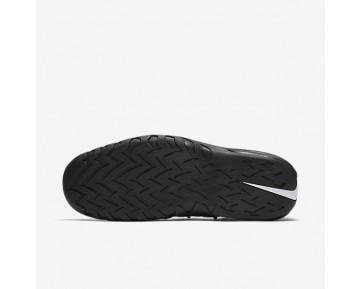 Chaussure Nike Air Shake Ndestrukt Pour Homme Lifestyle Noir/Noir/Orange Équipe/Blanc_NO. 880869-001