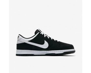 Chaussure Nike Dunk Low Pour Homme Lifestyle Noir/Blanc_NO. 904234-001