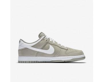 Chaussure Nike Dunk Low Pour Homme Lifestyle Gris Pâle/Blanc_NO. 904234-002