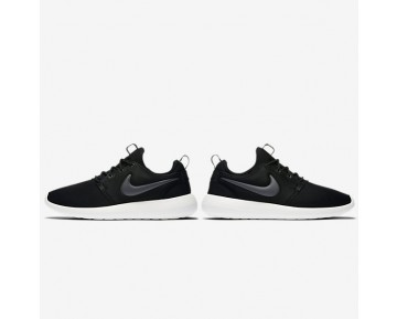 Chaussure Nike Roshe Two Pour Homme Lifestyle Noir/Voile/Volt/Anthracite_NO. 844656-003