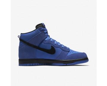 Chaussure Nike Dunk High Pour Homme Lifestyle Bleu Comète/Noir_NO. 904233-401